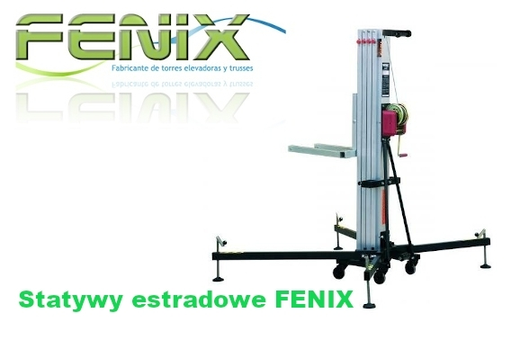 Statywy estradowe Fenix